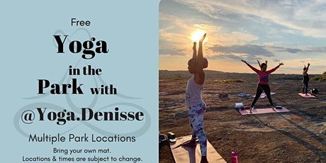 Sunset Yoga in the Park--Arabia Mountain tickets