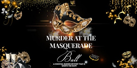 Murder at the Masquerade Party: Father's Day Edition tickets