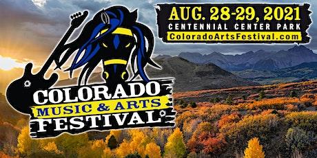 Colorado Music & Arts Festival - Centennial Center Park, Aug. 28-29, 2021 tickets
