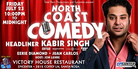 North Coast Comedy Returns! tickets