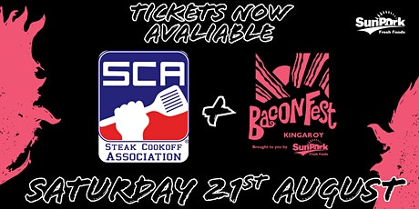 SCA SunPork BaconFest Competition tickets