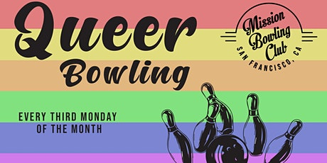 Queer Bowling tickets