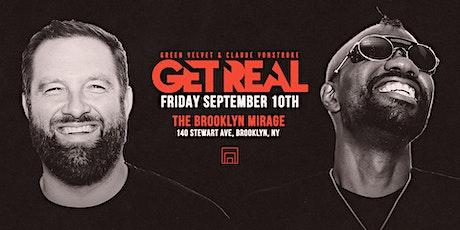 Get Real (Green Velvet & Claude VonStroke) tickets