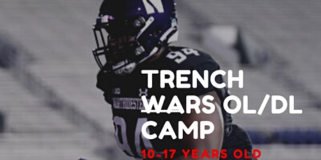Trench Wars OL/DL camp tickets