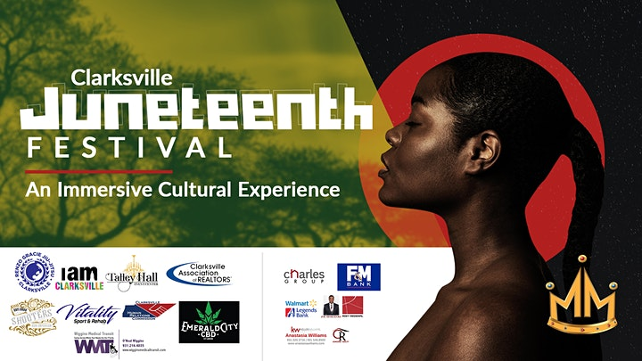 Clarksville's First Annual Juneteenth Festival image
