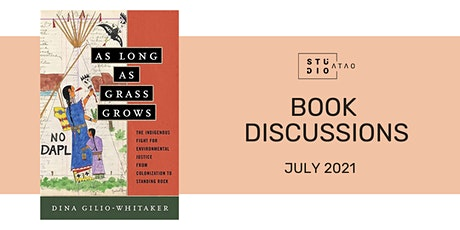 Studio ATAO Book Club Discussion: As Long As Grass Grows tickets
