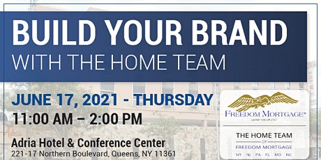 Build Your Brand with The Home Team tickets