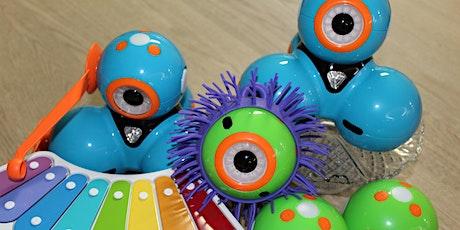 Makerspace: Robotics workshop tickets
