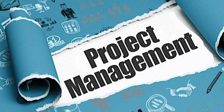 Online NFP Project Planning & Management Training Melbourne/Hobar Sept 2021 tickets