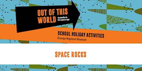 Space Rocks!: School Holiday Workshop tickets