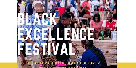 Black Excellence Festival Vendors tickets