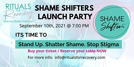 Shame Shifters  Launch Party tickets