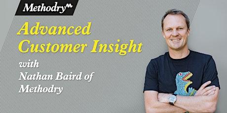 Masterclass - Advanced Customer Insight tickets
