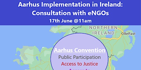 Implementing the Aarhus Convention in Ireland: An eNGO consultation tickets