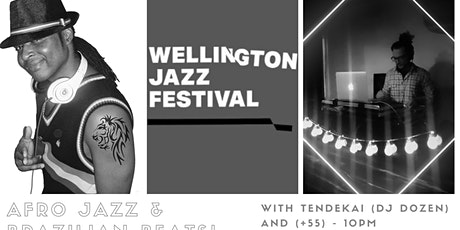 Jazz Festival- Afro Jazz and Brazilian Beats at El Barrio! tickets
