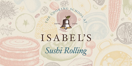 Cooking Classes with Sue Chef: Sushi Rolling tickets
