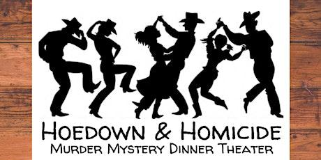 Redneck Murder Mystery Dinner - June tickets