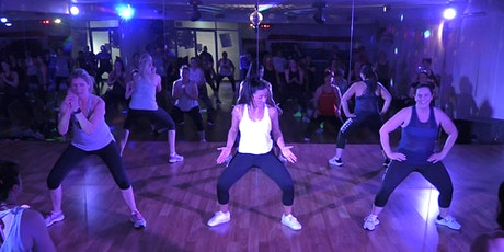 Dance Fitness Class with Krave DanceFit™️ tickets