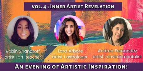 Move The Needle Experiences, Volume 4: Inner Artist Revelation tickets