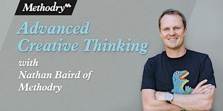 Masterclass - Advanced Creative Thinking tickets