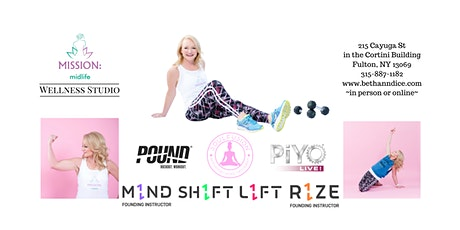 Never Miss a Monday Mindset  & Mobility 80's Week! tickets