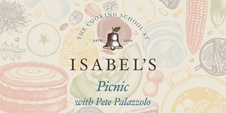 Cooking Classes with Sue Chef: Picnic with Pete Palazzolo tickets