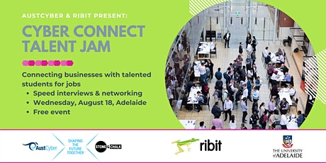 Cyber Connect Talent Jam - Speed Interviews & Networking (Employers) tickets