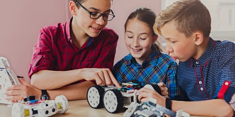 Stem Lego (11 to14 years) at Epping Library tickets