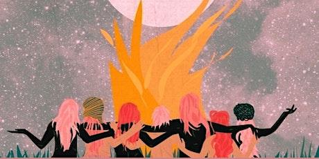 Circulo de Mujeres: Conversando sobre nuestra Ciclicidad bilhetes