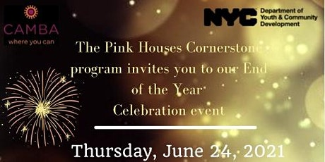 Pink Houses Cornerstone presents the End of the Year Celebration Event tickets