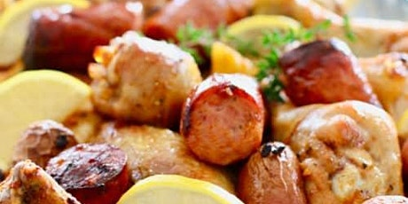 Club Italia FATHER'S DAY WEEKEND- Italian Combo - Quarter Chicken & Sausage tickets