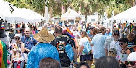 Palm Beach Pride 2022 Vendor Application tickets