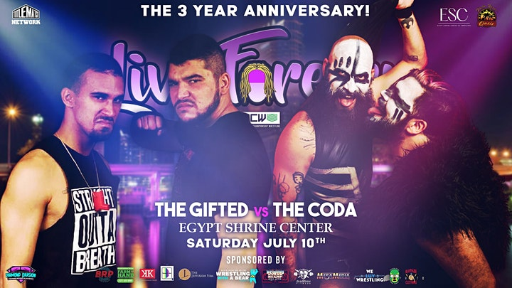 #GCW20: Live Forever II image