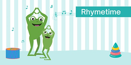 Rhymetime at Atherton Library tickets