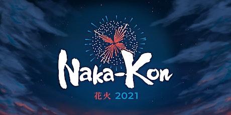 Naka-Kon 2021 tickets
