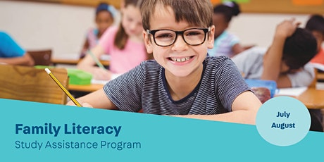 Family Literacy - Years 2, 3 and 4 tickets