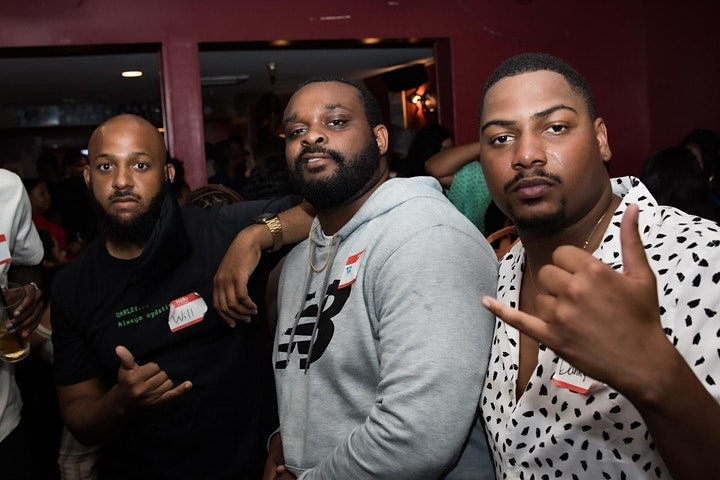 The Greek Link DC | Juneteenth Day Party image