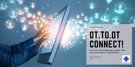 Occupational Therapists Virtual Networking Event tickets