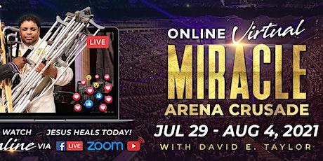 Virtual Miracle Arena Crusade 2021 tickets