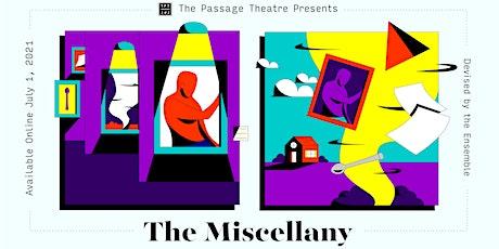 The Miscellany tickets