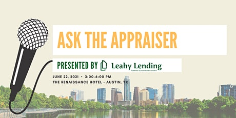Leahy Lending Presents: Ask The Appraiser tickets