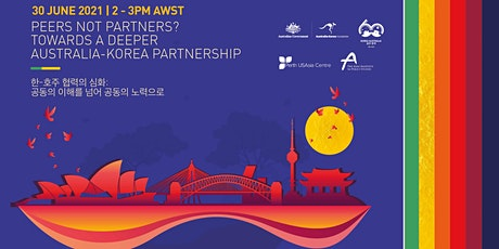 Webinar: Peers not Partners? Towards a Deeper Korea-Australia Partnership tickets