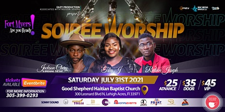 Soiree  Worship Fort Myers tickets