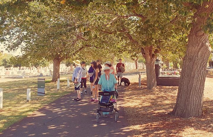 Guided Walk through GS Kingston Park /Wirrarninthi (Park 23) image