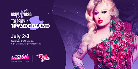 DriveN'Drag: Tea Party in Wonderland tickets