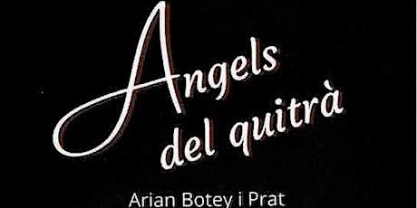 """PRESENTACIÓ: """"Àngels del quitrà"""" entradas"""