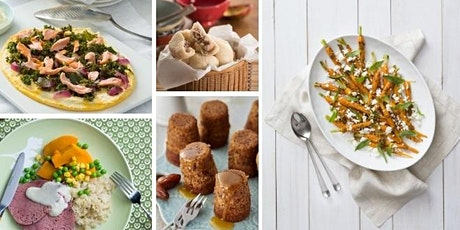 June 21 - 7.30pm  Thermomix Varoma Cooking - Demo-style class tickets