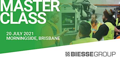 Biesse Brisbane CNC Masterclass tickets