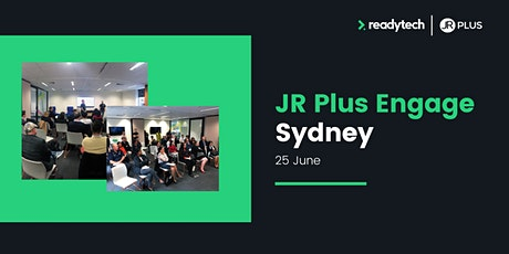 JR Plus Engage Sydney: Save the Date! tickets
