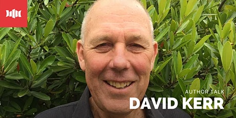 Author Talk with David Kerr - Nowra Library tickets
